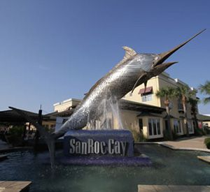 SanRoc Cay in Orange Beach Alabama