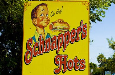 Schnapper's Hots in Sanibel-Captiva Florida