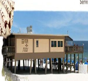 Sea-N-Suds Restaurant in Gulf Shores Alabama