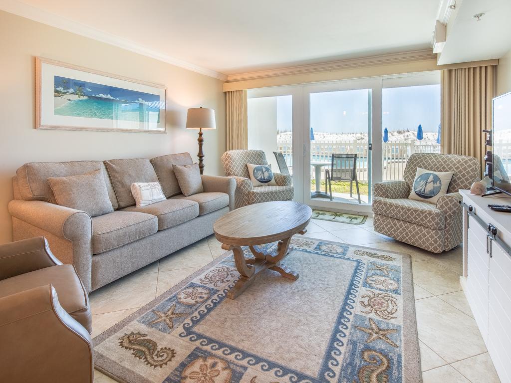 Sea Oats 102 Condo rental in Sea Oats Condos - Fort Walton Beach in Fort Walton Beach Florida - #1