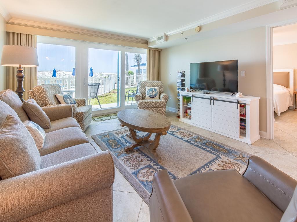 Sea Oats 102 Condo rental in Sea Oats Condos - Fort Walton Beach in Fort Walton Beach Florida - #4