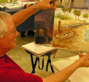 Sea Oats Art Gallery in St. George Island Florida