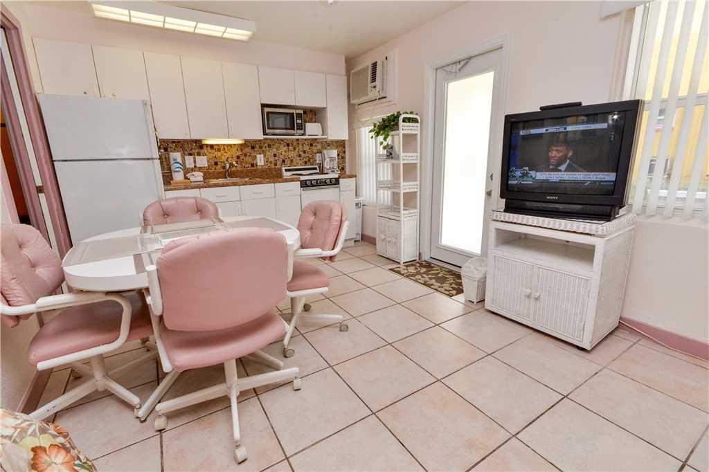 Sea Rocket 2 Studio Ground Floor BBQ Area WiFi Sleeps 4 Condo rental in Sea Rocket in St. Pete Beach Florida - #6