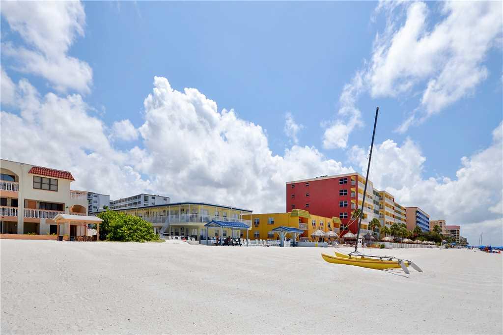 Sea Rocket 2 Studio Ground Floor BBQ Area WiFi Sleeps 4 Condo rental in Sea Rocket in St. Pete Beach Florida - #15