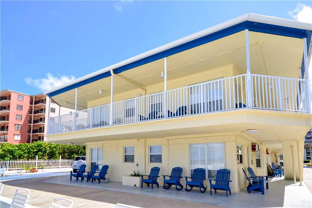 Sea Rocket 2 Studio Ground Floor BBQ Area WiFi Sleeps 4 Condo rental in Sea Rocket in St. Pete Beach Florida - #16