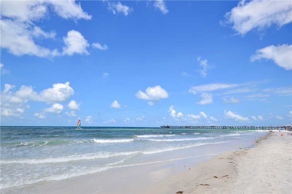 Sea Rocket 2 Studio Ground Floor BBQ Area WiFi Sleeps 4 Condo rental in Sea Rocket in St. Pete Beach Florida - #21