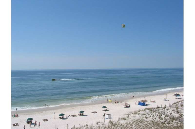 Enjoy spectacular views from condo at SeaCrest in Gulf Shores AL