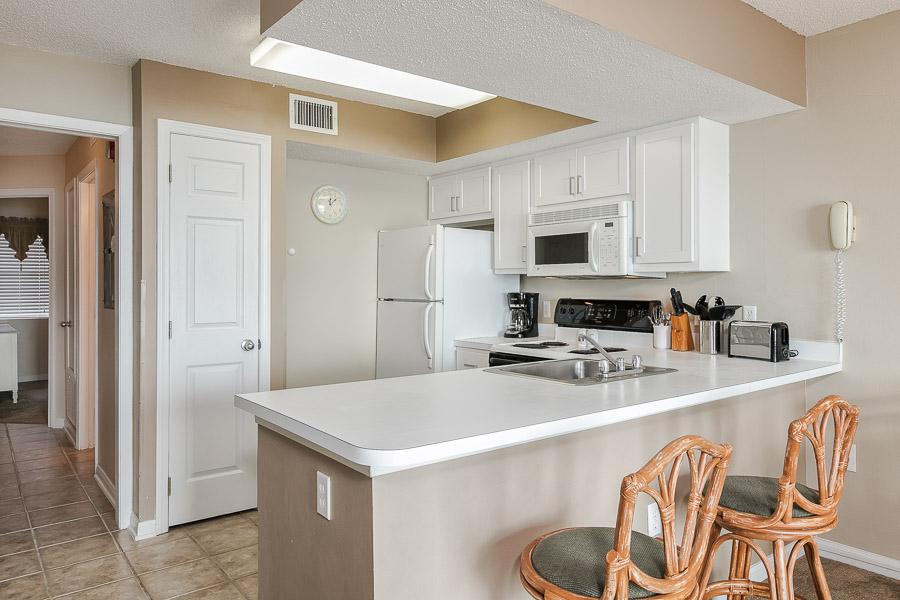 Seacrest #206 Condo rental in SeaCrest Condominiums in Gulf Shores Alabama - #4