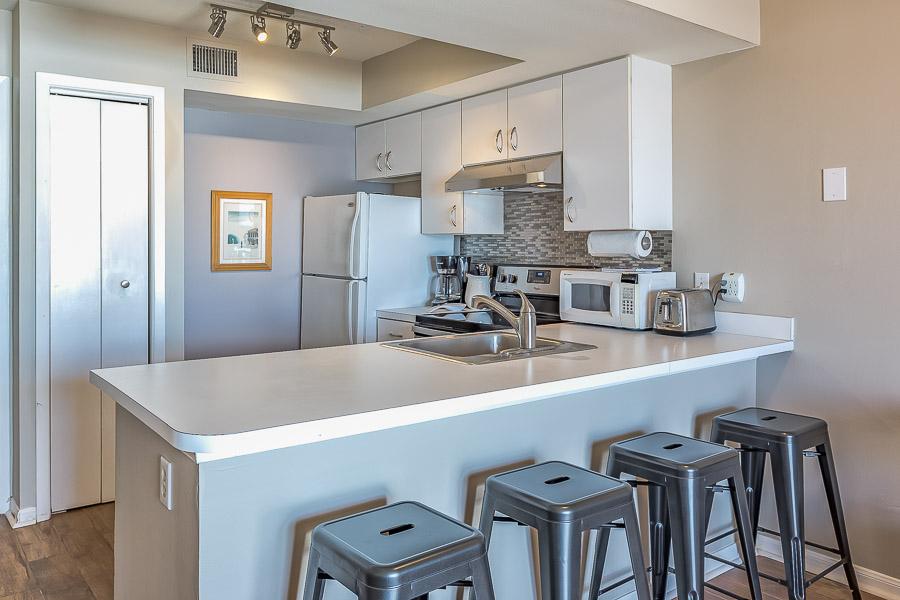 Seacrest #305 Condo rental in SeaCrest Condominiums in Gulf Shores Alabama - #3