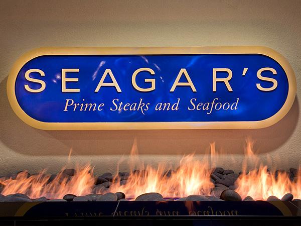 Seagar's Prime Steaks and Seafood in Destin Florida