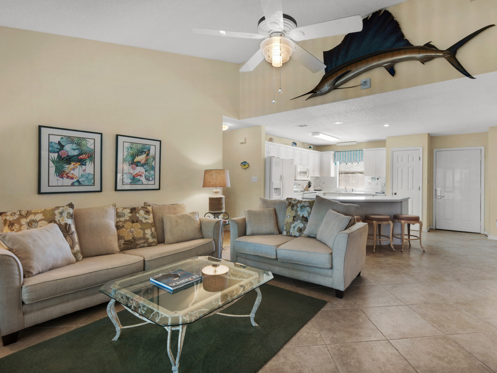 Seascape Golf Villas 26H Condo rental in Seascape Resort Villas in Destin Florida - #6