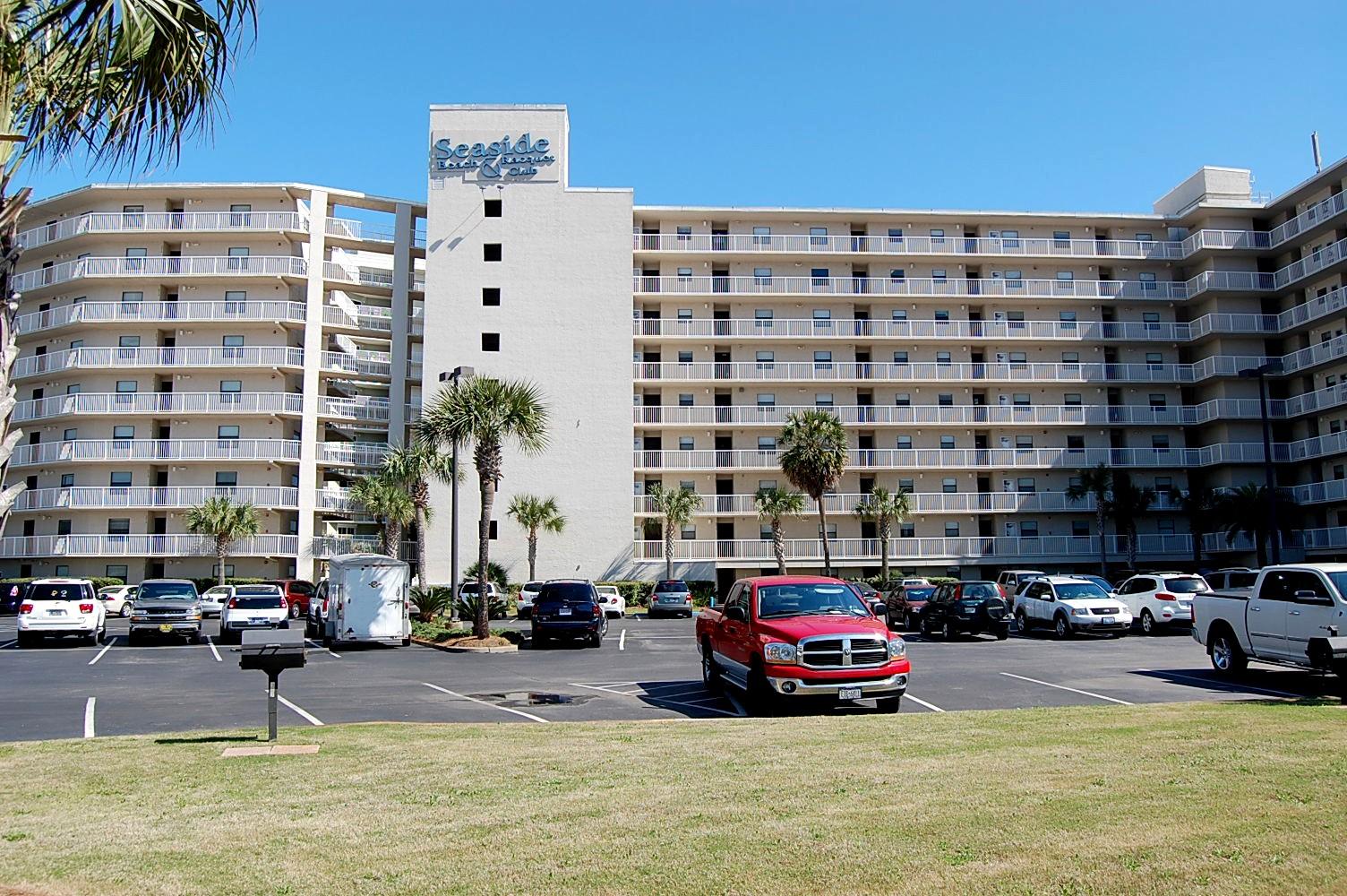 Seaside Beach & Racquet 5415 Condo rental in Seaside Beach and Racquet Club in Orange Beach Alabama - #2