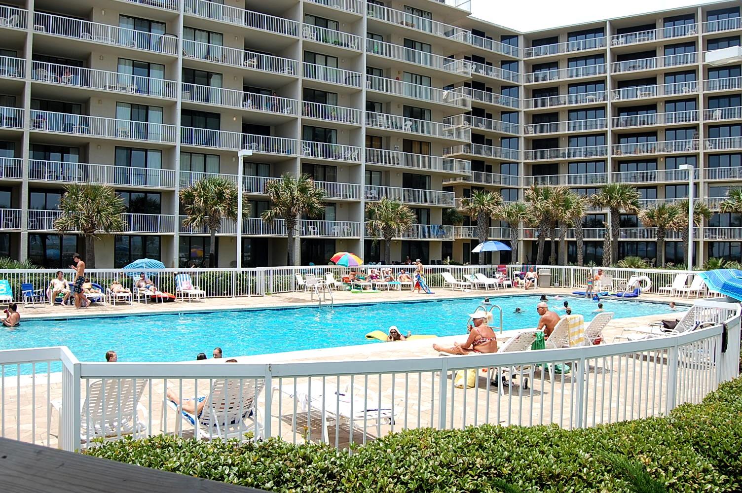 Seaside Beach & Racquet 5415 Condo rental in Seaside Beach and Racquet Club in Orange Beach Alabama - #4