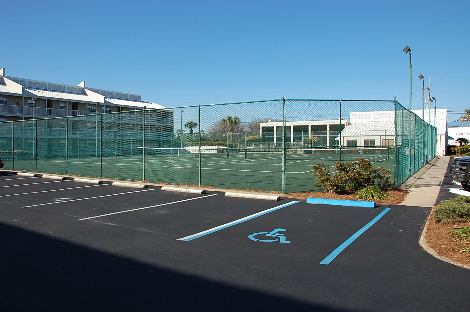 Seaside Beach & Racquet 5415 Condo rental in Seaside Beach and Racquet Club in Orange Beach Alabama - #6