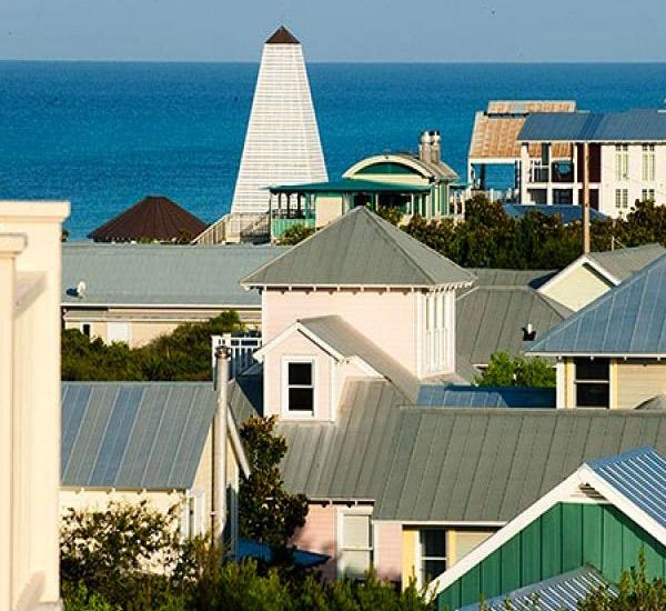 Beachview of Seaside Florida