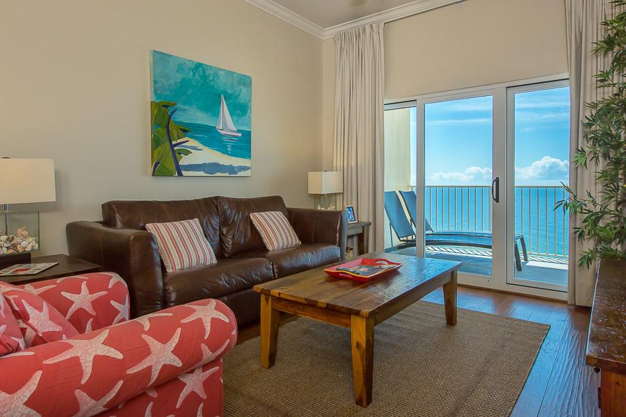 Seawind Penthouse #3 Condo rental in Seawind Condominiums in Gulf Shores Alabama - #2