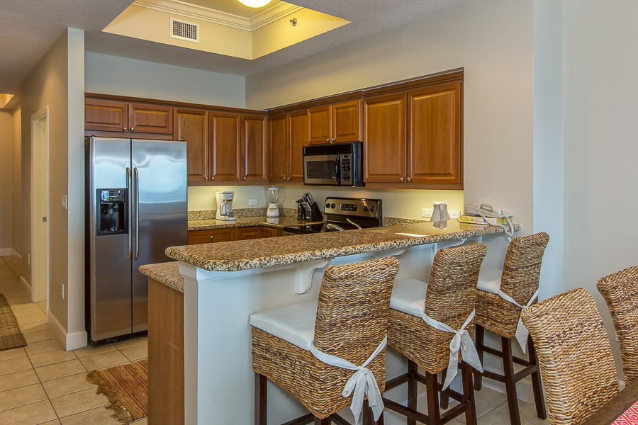 Seawind Penthouse #3 Condo rental in Seawind Condominiums in Gulf Shores Alabama - #4