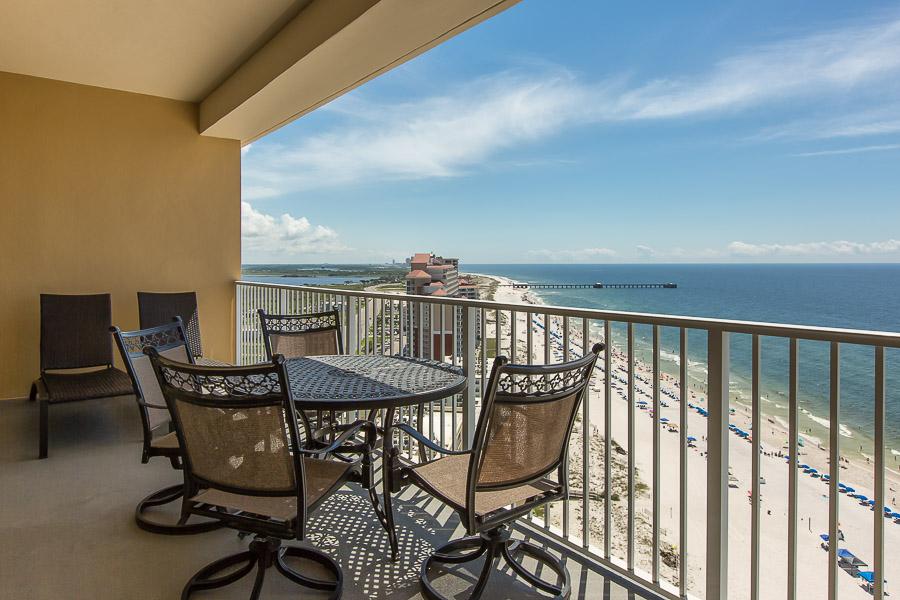Seawind Penthouse #3 Condo rental in Seawind Condominiums in Gulf Shores Alabama - #12
