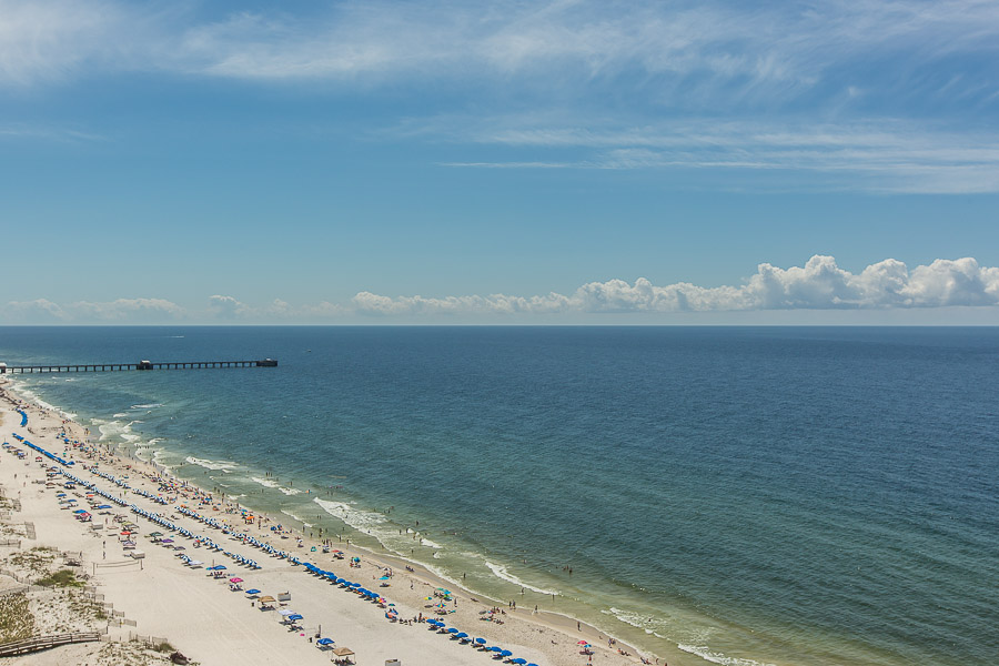 Seawind Penthouse #3 Condo rental in Seawind Condominiums in Gulf Shores Alabama - #14