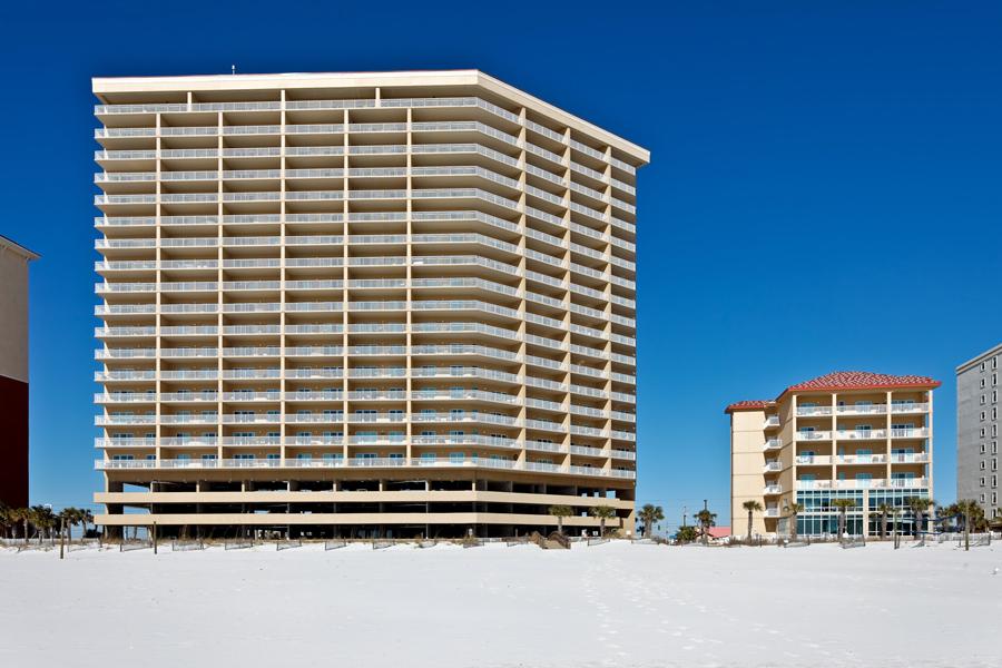 Seawind Penthouse #3 Condo rental in Seawind Condominiums in Gulf Shores Alabama - #24