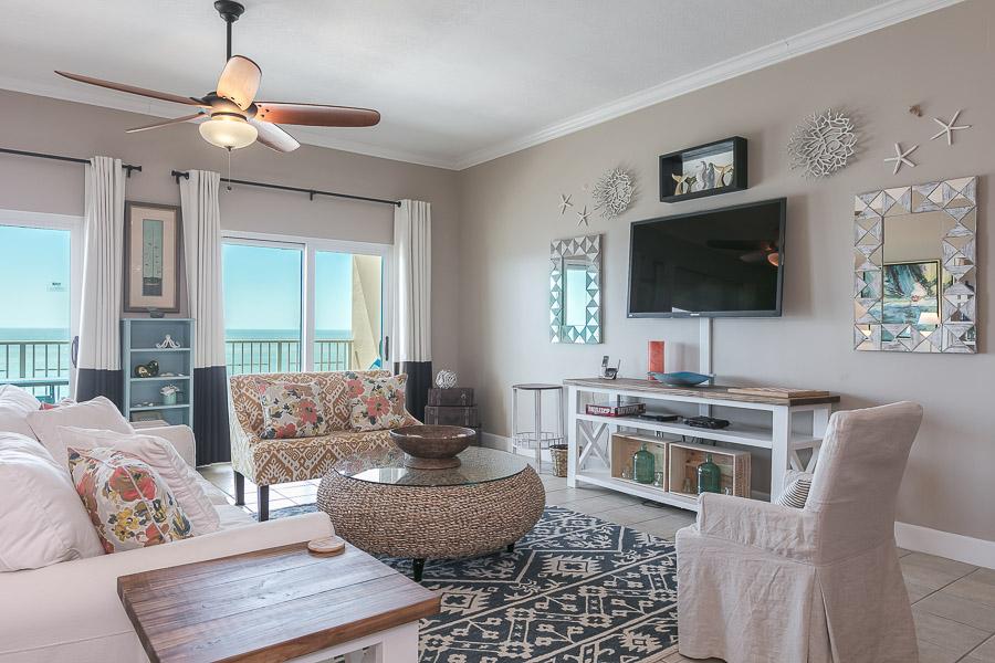Seawind Penthouse #4 Condo rental in Seawind Condominiums in Gulf Shores Alabama - #1