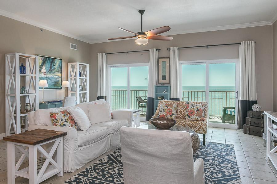 Seawind Penthouse #4 Condo rental in Seawind Condominiums in Gulf Shores Alabama - #2