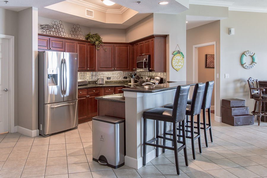 Seawind Penthouse #4 Condo rental in Seawind Condominiums in Gulf Shores Alabama - #4