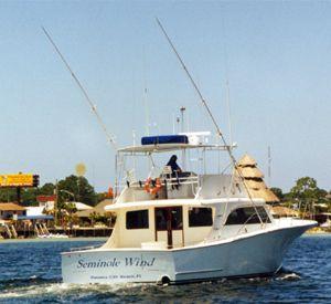 Seminole Wind in Panama City Beach Florida