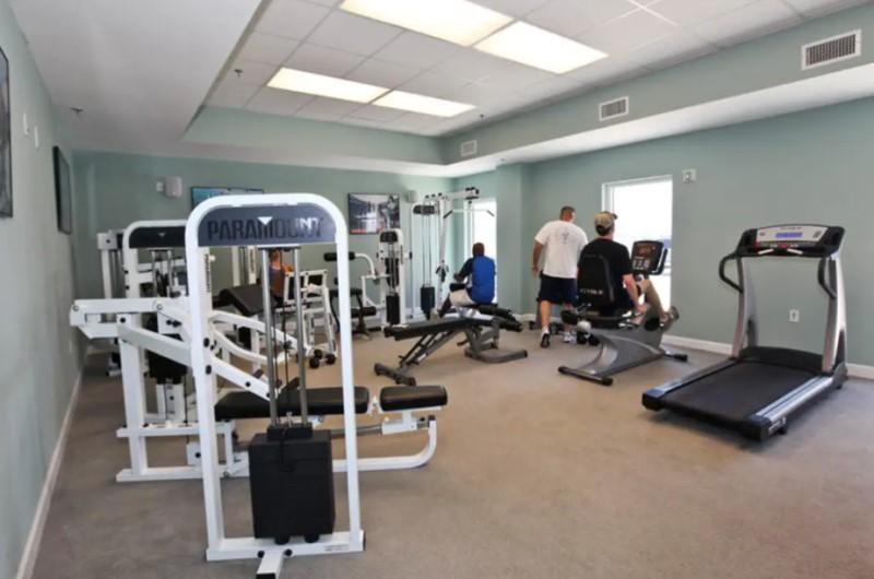 Seychelles Panama City Beach Condos' Fitness Center