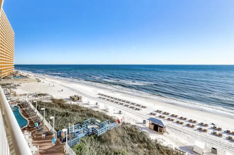 Seychelles Beach Resort Condominium Panama City Beach Florida