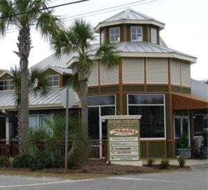 Shades Bar and Grill in Highway 30-A Florida