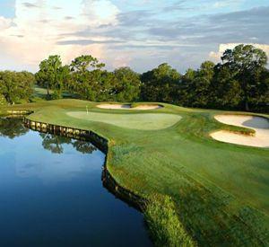 Shalimar Pointe Golf and Country Club in Fort Walton Beach Florida