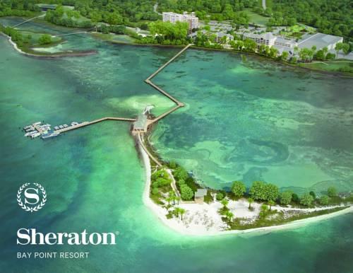 Sheraton Bay Point Resort in Panama City Beach FL 33