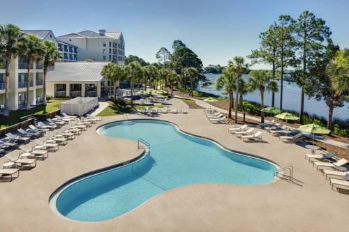 Sheraton Bay Point Resort in Panama City FL 23