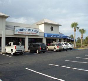 Shrimp Basket in Orange Beach Alabama