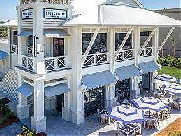Shunk Gulley Oyster Bar in Highway 30-A Florida