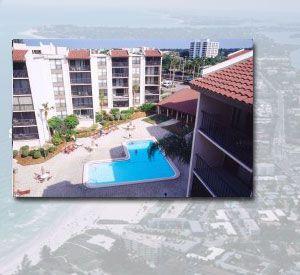 Siesta Breakers Condominiums in Siesta Key Florida