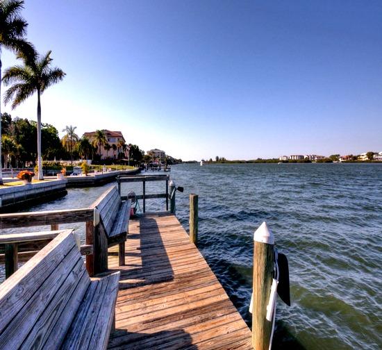 The Palm Bay Club in Siesta Key Florida