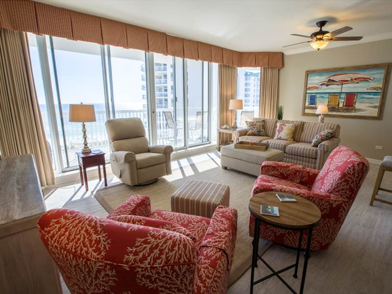Silver Shells Beach Resort C1006 Condo rental in Silver Shells Beach Resort and Spa in Destin Florida - #2