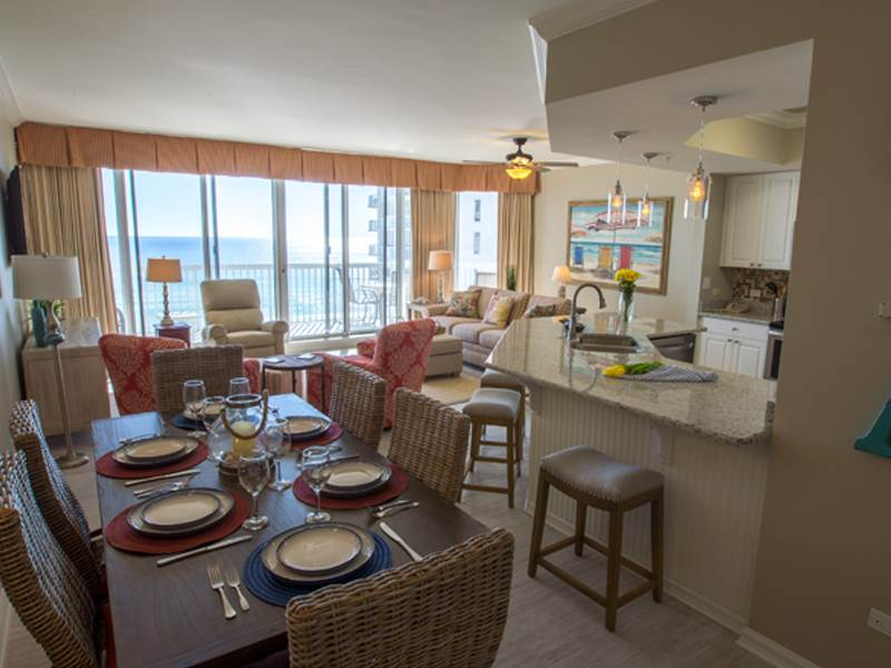 Silver Shells Beach Resort C1006 Condo rental in Silver Shells Beach Resort and Spa in Destin Florida - #5