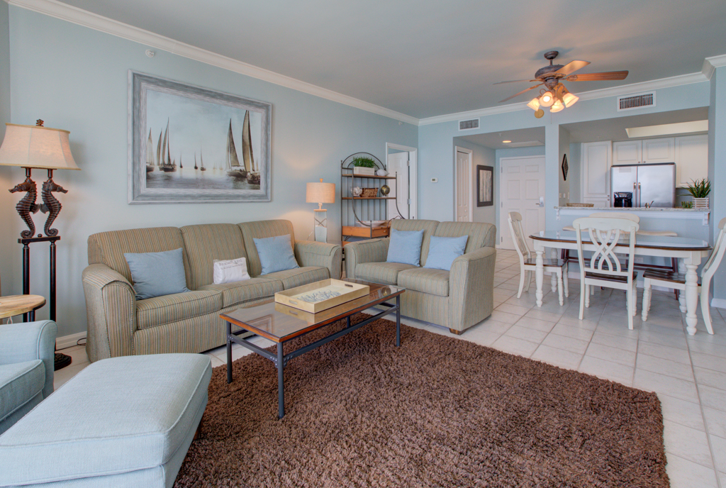 Silver Shells Beach Resort C1102 Condo rental in Silver Shells Beach Resort and Spa in Destin Florida - #4