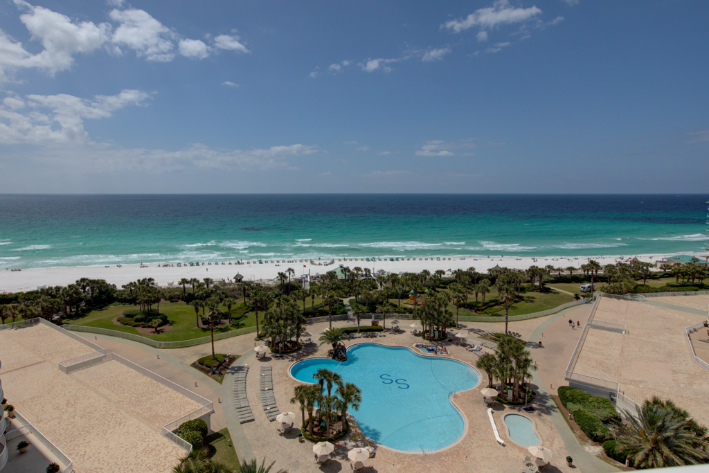 Silver Shells Beach Resort C1102 Condo rental in Silver Shells Beach Resort and Spa in Destin Florida - #6