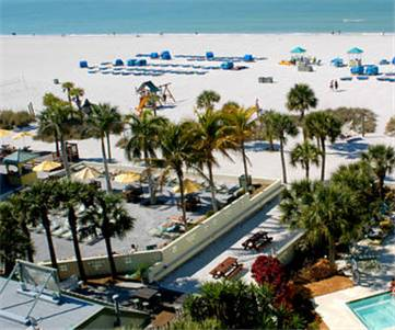 Sirata Beach Resort And Conference Center in St Petersburg FL 40