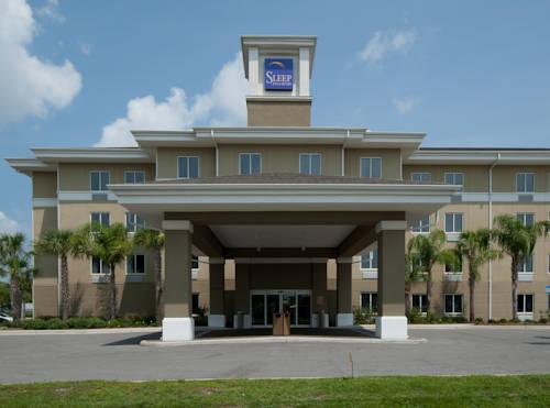 Sleep Inn & Suites Panama City Beach in Panama City Beach FL 35