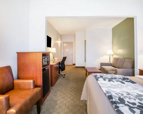 Sleep Inn & Suites Panama City Beach in Panama City Beach FL 41