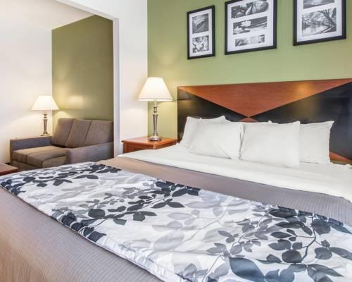Sleep Inn & Suites Panama City Beach in Panama City Beach FL 68