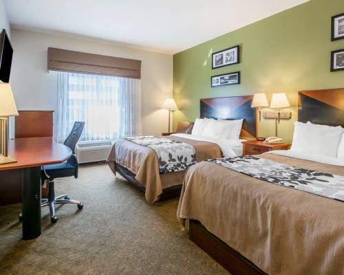 Sleep Inn & Suites Panama City Beach in Panama City Beach FL 71