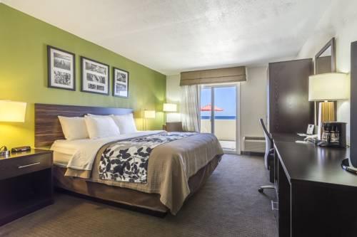 Sleep Inn On The Beach in Orange Beach AL 87
