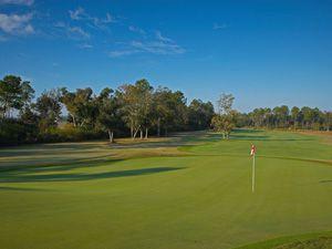 Soldiers Creek Golf Club at Woerner Preserve in Gulf Shores Alabama