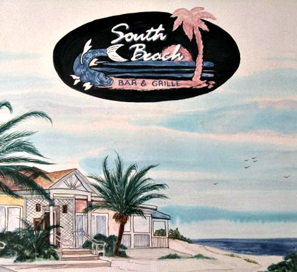 South Beach Bar & Grill in Boca Grande Florida